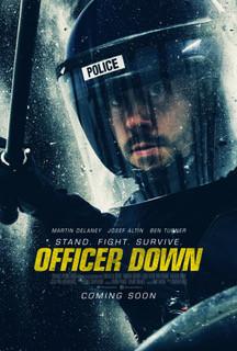 Simon Pearce - Director, Officer Down