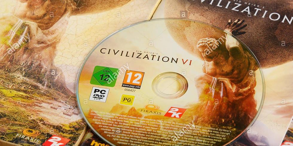 SASA Archaeogaming Live: Civilization VI