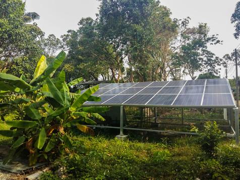 A Renewable Island