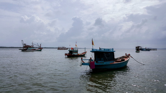 The Fisherman's Boats