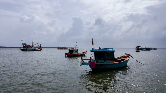The Fisherman's Boats