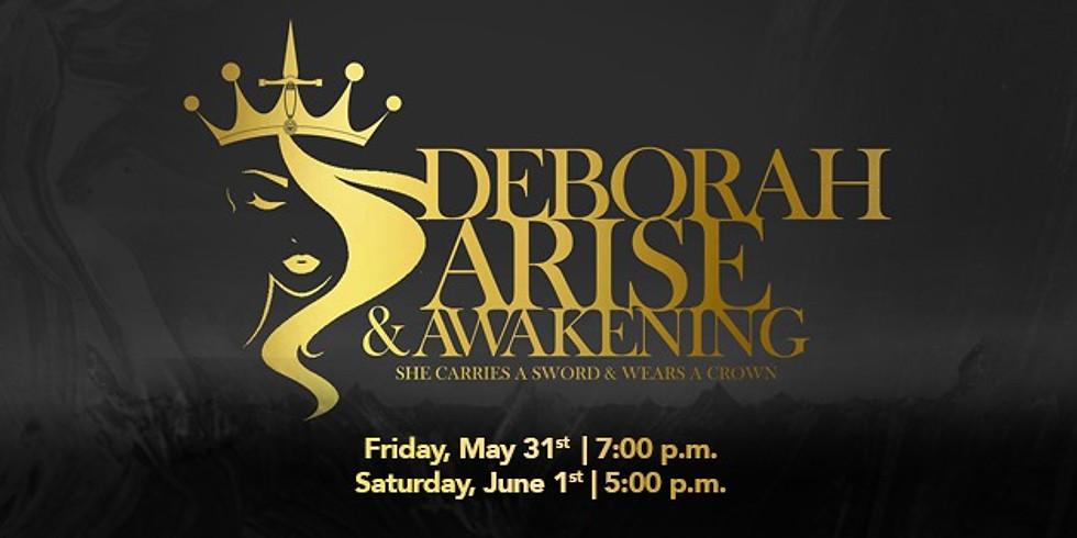 Deborah Arise and Awakening