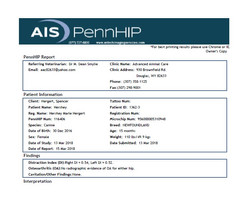 Hershey PennHip