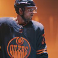 Oilers Alternate Jersey Promo