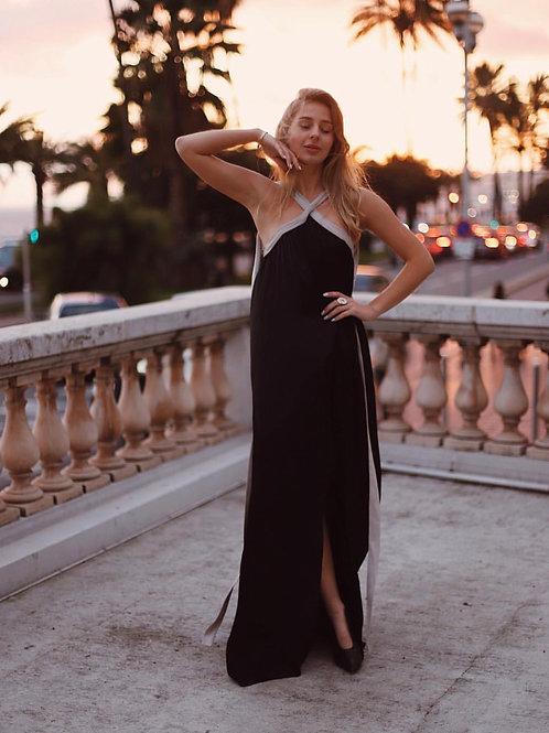 Платье с легким шиммером