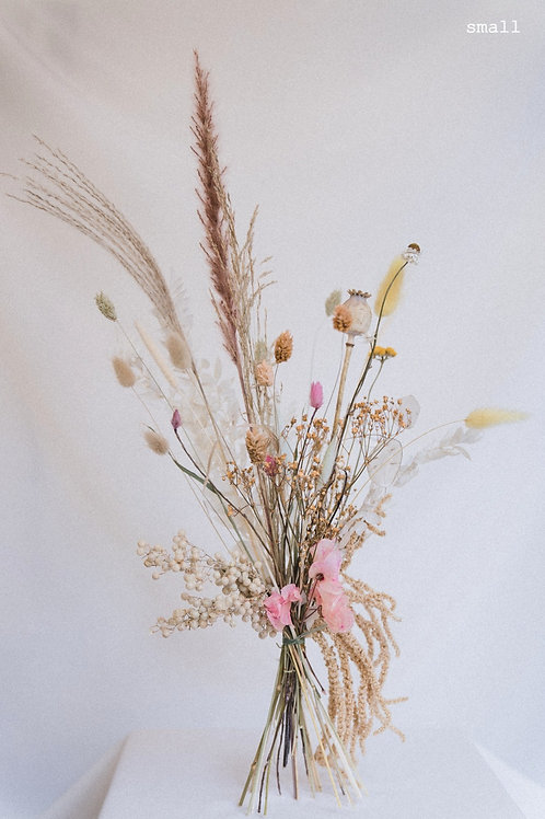 Dried spring bouquet (s/m)