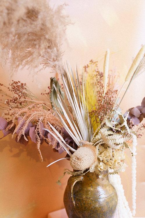 Wild at heart dried bouquet (l/xl)
