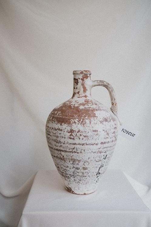 Turkish Vintage Vase with a bouquet (optional)