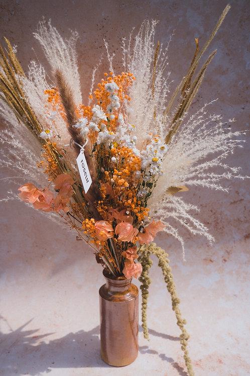 Feather grass bouquet (m/l)