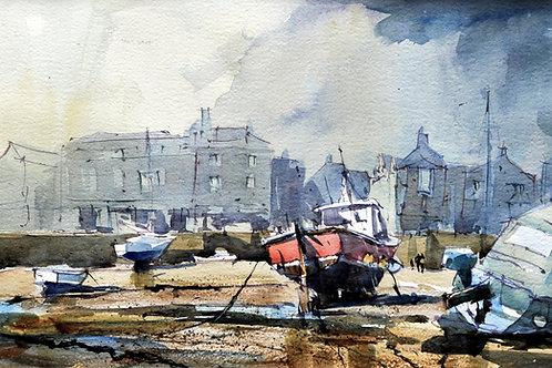 Fishing boats, Brixham