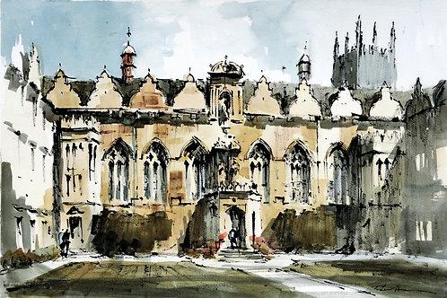 Oriel College, Oxford