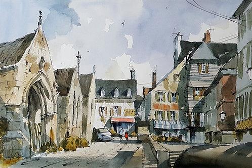 Morlaix, Brittany