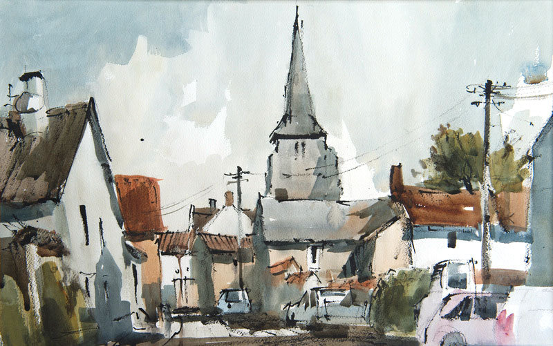 S. Cyr, Burgundy, Brittany