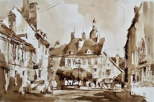 Beaune, Burgandy