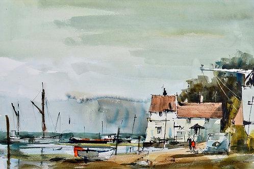 Pin Mill, Suffolk