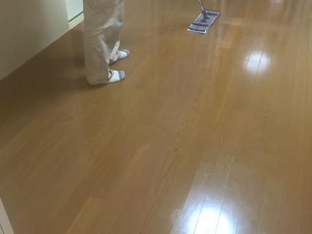 戸田市新曽2DK原状回復クリーニング