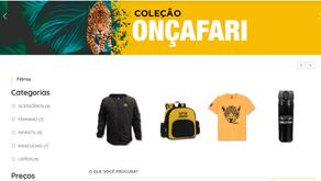 Ong Onçafari lança primeiro e-commerce!