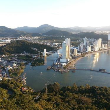 Os Top 4 de Santa Catarina