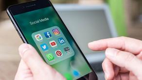 Brasil é o 3º país que mais usa redes sociais no mundo, segundo pesquisa!