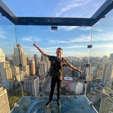 Sampa Sky, plataforma de vidro, recebe mais de 11 mil pessoas no primeiro mês de operação!