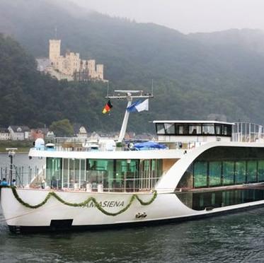 AmaWaterways batiza nova embarcação na Alemanha!