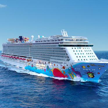 Norwegian Cruise Line volta a navegar em Nova York!