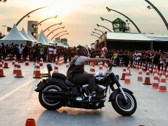 Harley-Davidson comemora 10 anos de operações de vendas no Brasil!