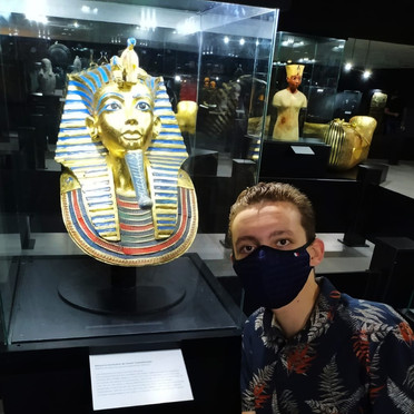 Como é o Museu Itinerante Mistérios do Antigo Egito e Terra Santa? Um local cheio de história!