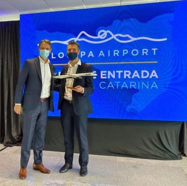 Azul e Floripa Airport anunciam maior malha já operada em Florianópolis!