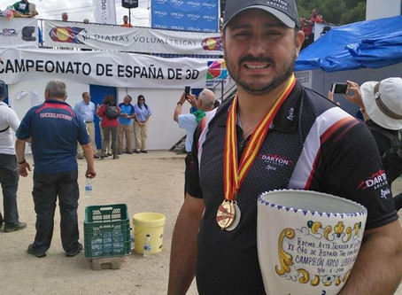 2018 National 3D Spanish Champion!