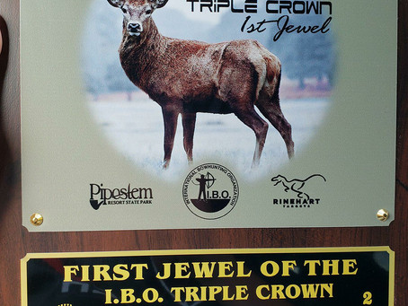 2018 1st Leg IBO Triple Crown Tournament Win!