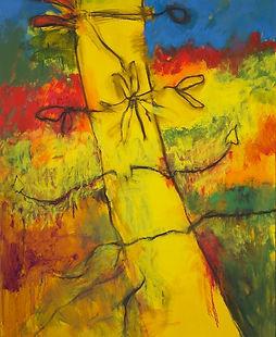 Bromeliads I, Rebecca Leviss Dwyer