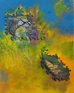 Woodpecker 1, Rebecca Leviss Dwyer