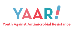 Youth Against Antimicrobial Resistance logo
