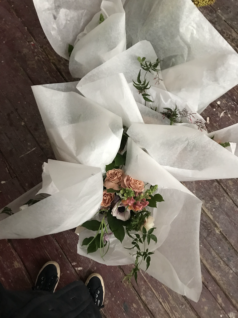 Private Flower Orders, 2021