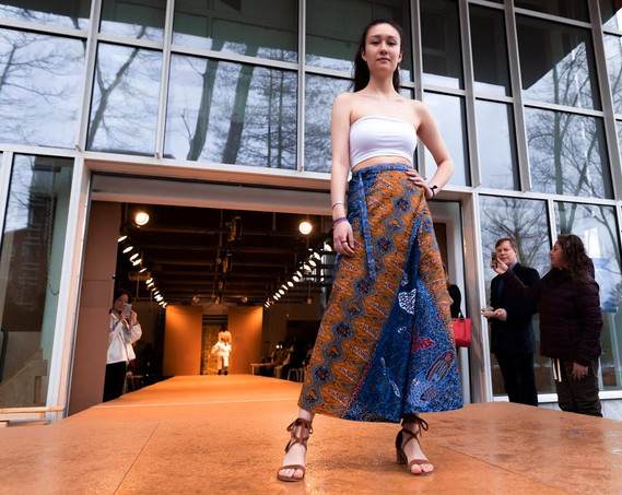 Mosaic-Ain't-So Skirt