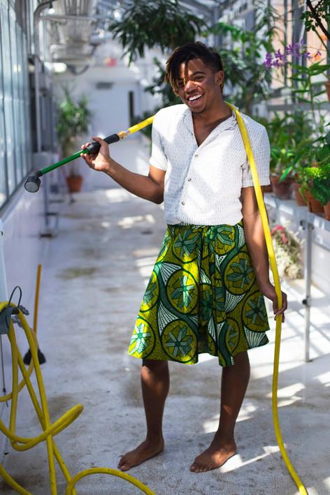 Vegetation Sensation Skirt