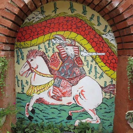 Zodiac - Goat & Horse