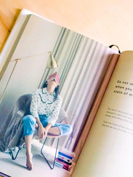 (BOOK REVIEW) Dear Tomorrow: Notes to My Future Self by Maudy Ayunda