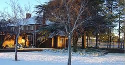 RMP Office in Snow