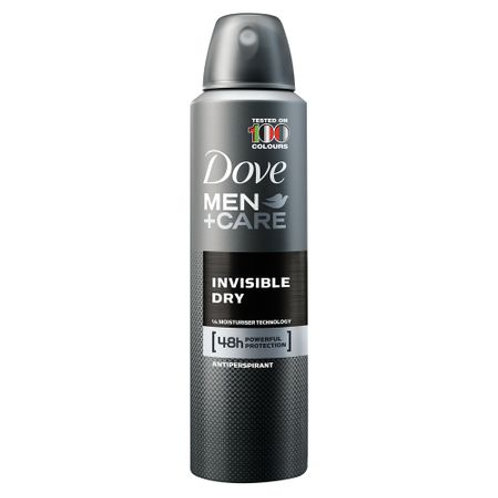 Dove Men Invisible Dry - 150ml