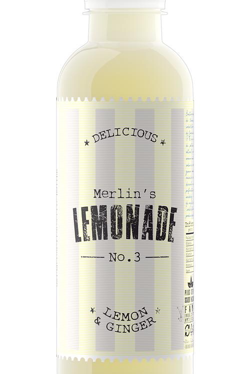 Merlin s Lemonade No.3 - 600ml