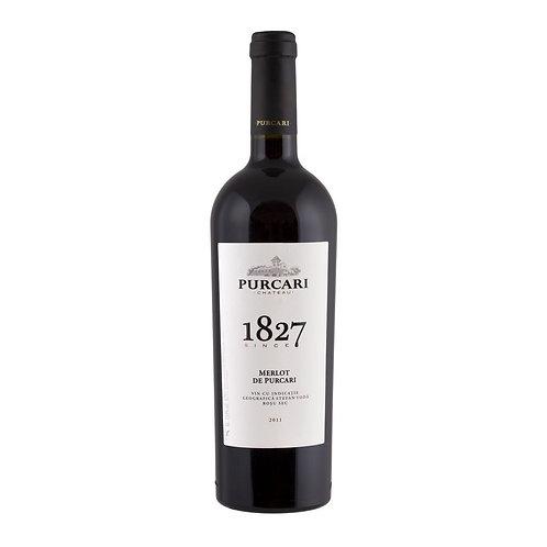 Purcari - Merlot Vin Rosu Sec - 0,75L