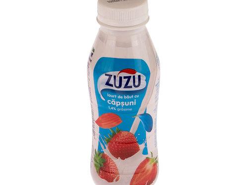 Iaurt de baut capsuni - ZUZU - 320g