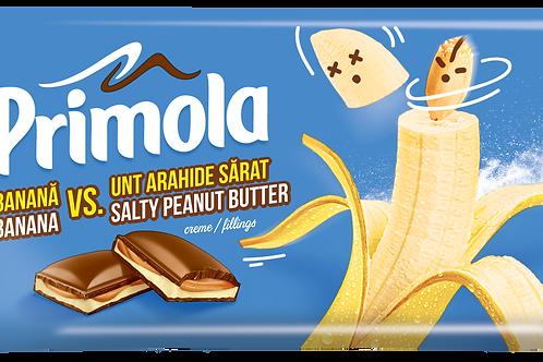 Primola ciocolate cu Para si Caramel Sarat 85G