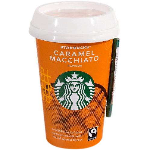 Caramel Macchiato - STARBUCKS - 220ml