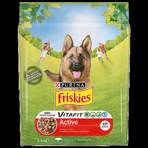 Purina Vita Fit Active - Hrana pentru caini - 2.4kg