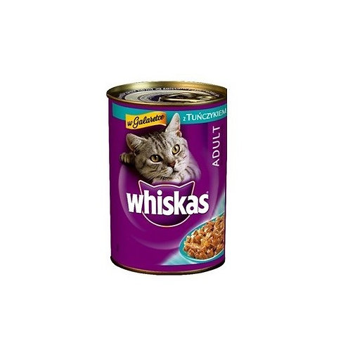 Whiskas - Mancare pentru pisici - 400g