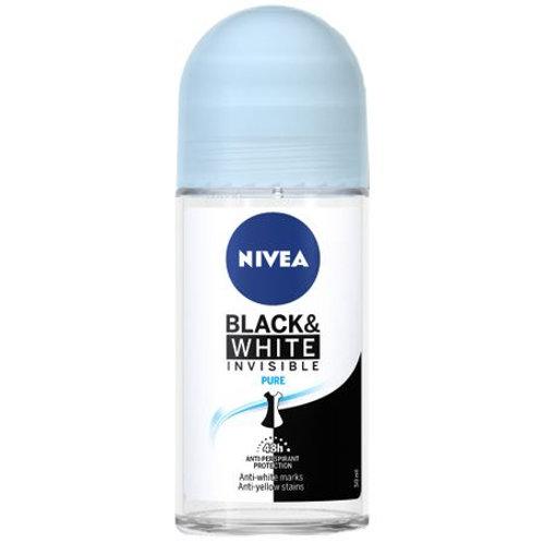 Nivea Roll-On Pure - 50ml