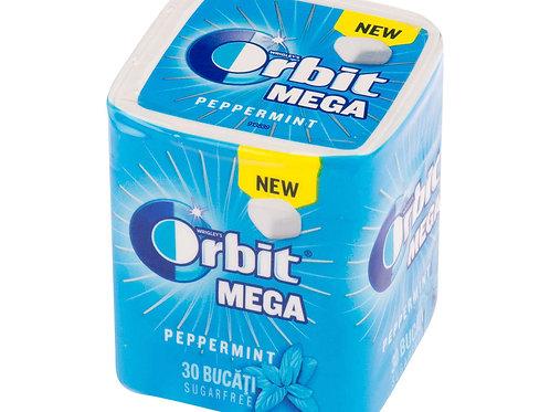 Orbit Mega Peppermint - 30 buc